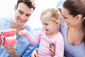 Frederick Pediatric Dentist